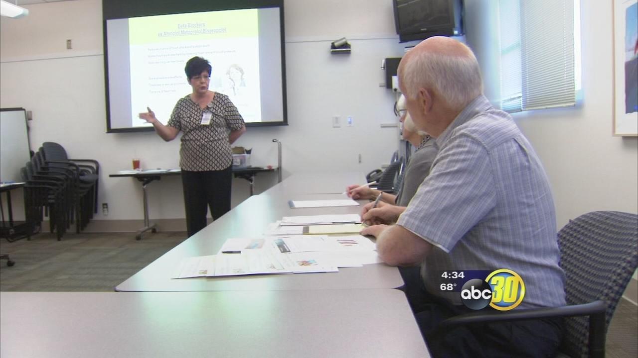Patients get heart smart with MULTIFIT program