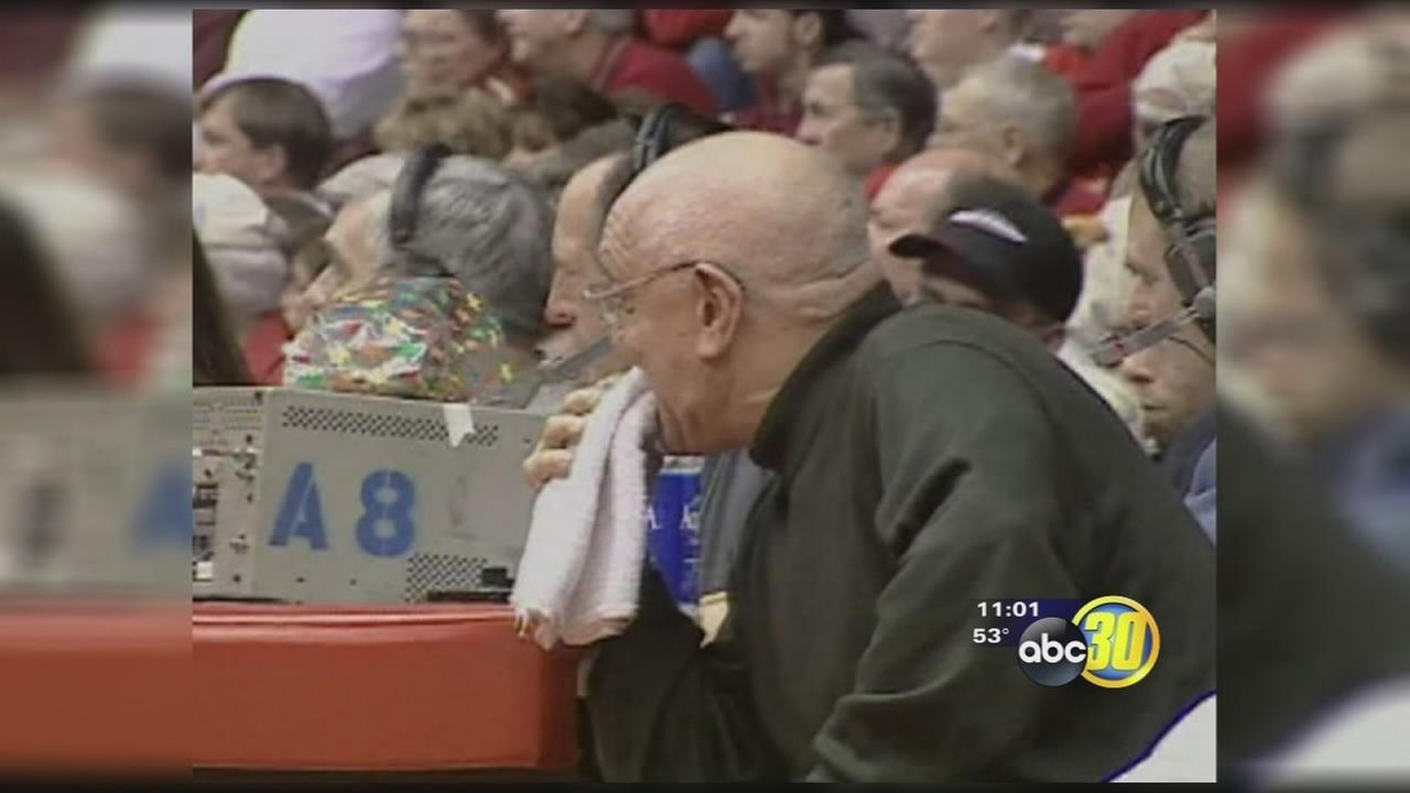 Former Fresno State Basketball Coach Jerry Tarkanian dies at 84