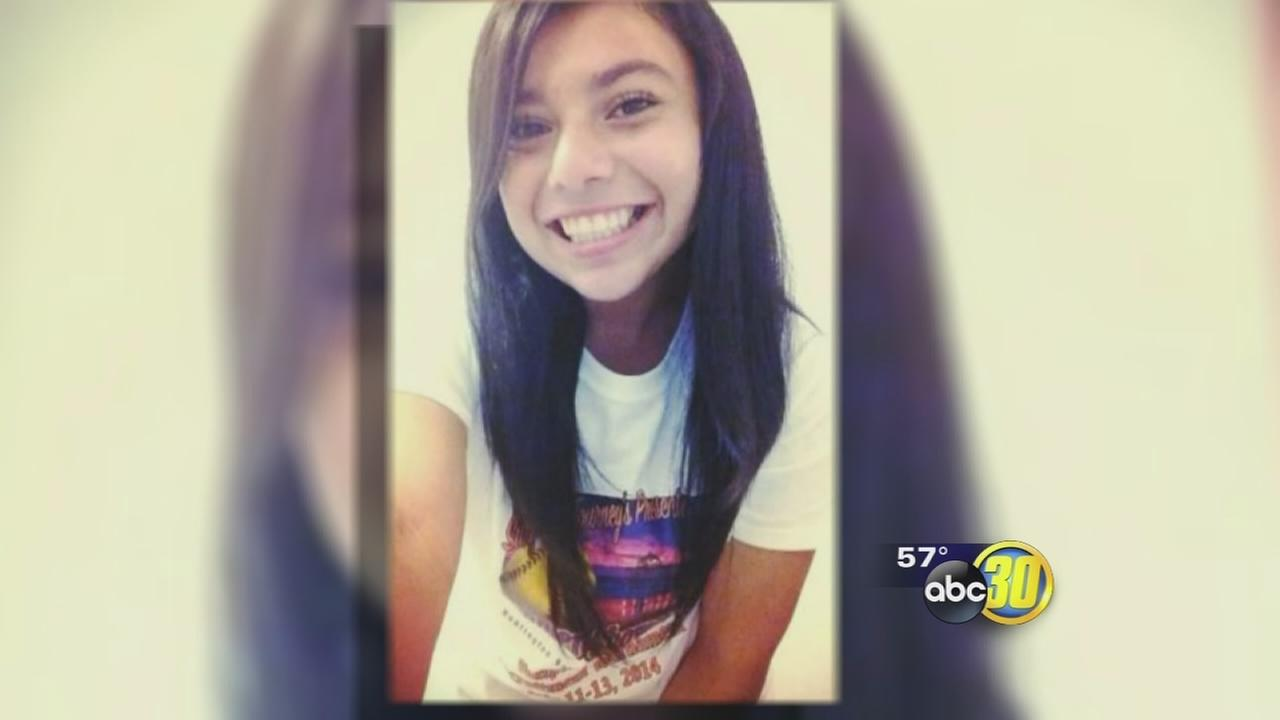 Family wants justice after teenage girl shot in the eye in Parlier