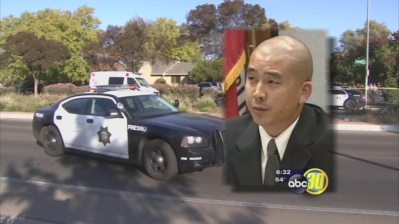 Former Fresno police officer pleads guilty to conspiracy