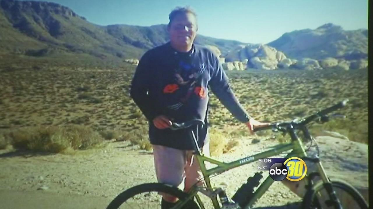Bicyclist struck, killed by car in Fresno County laid to rest