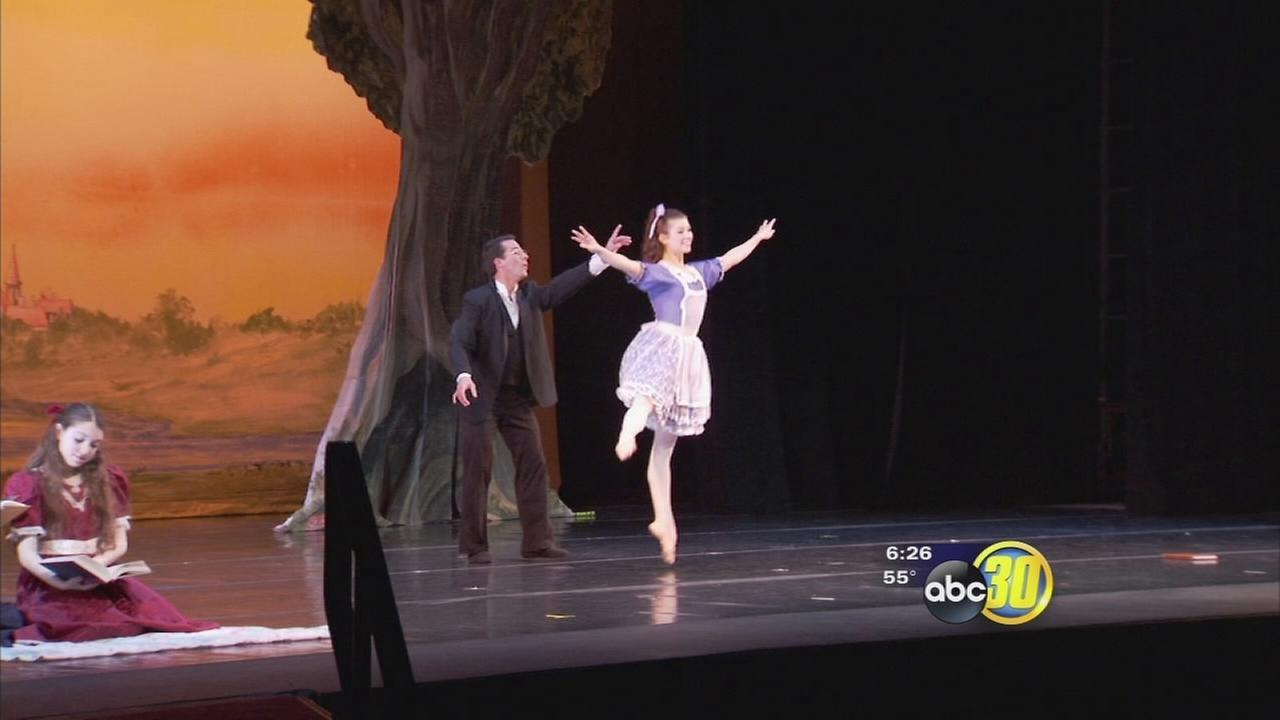 Alice in Wonderland ballet comes to Fresnos Saroyan Theatre