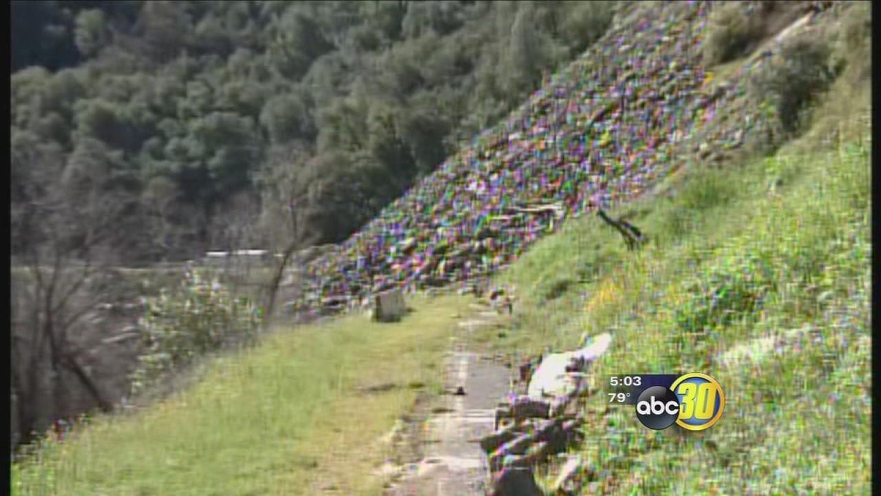 Repairs begin on Highway 140 to Yosemite after 2006 rockslide
