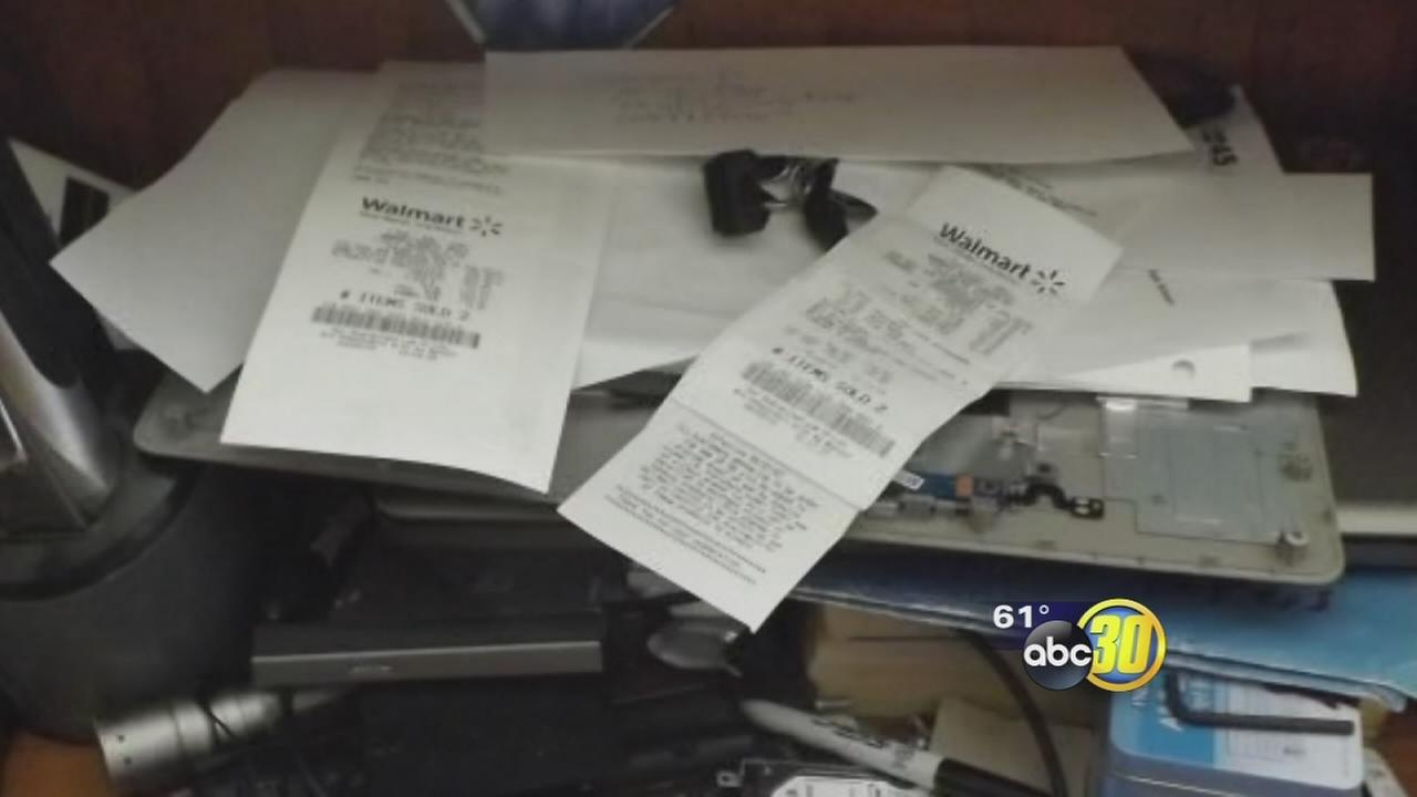 fake walmart receipt lands 3 suspects in jail for attempted theft in