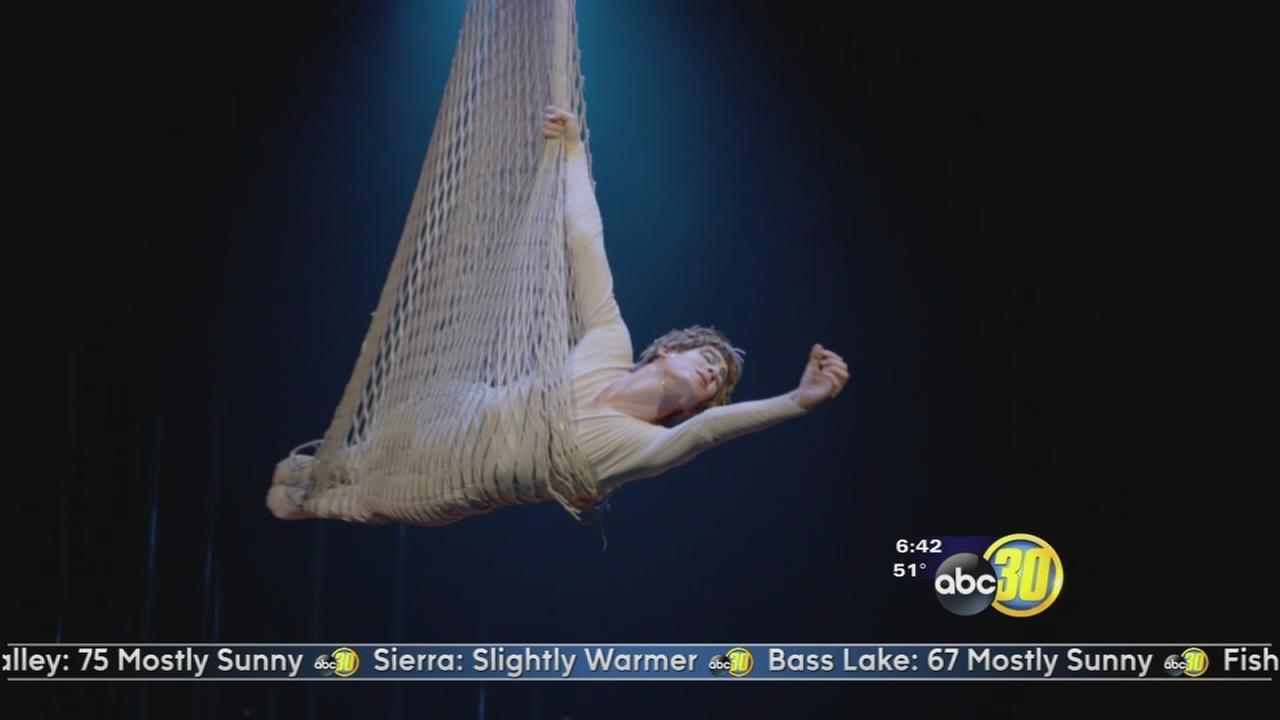 Cirque du Soleil brings Varekai to the Save Mart Center