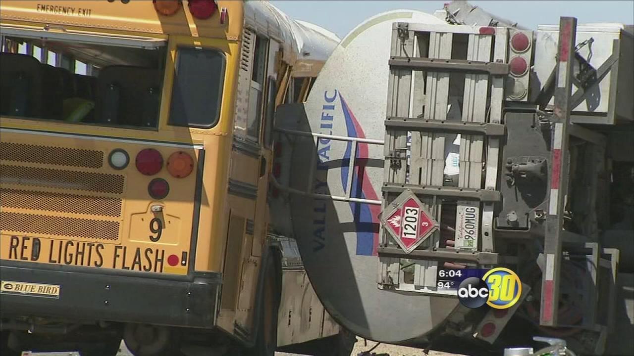 fresno county bus crash