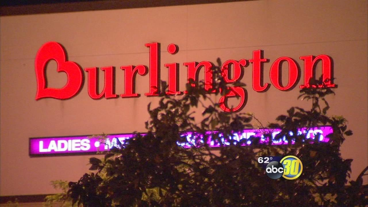 Clovis police search for man who exposed himself at Burlington Coat Factory