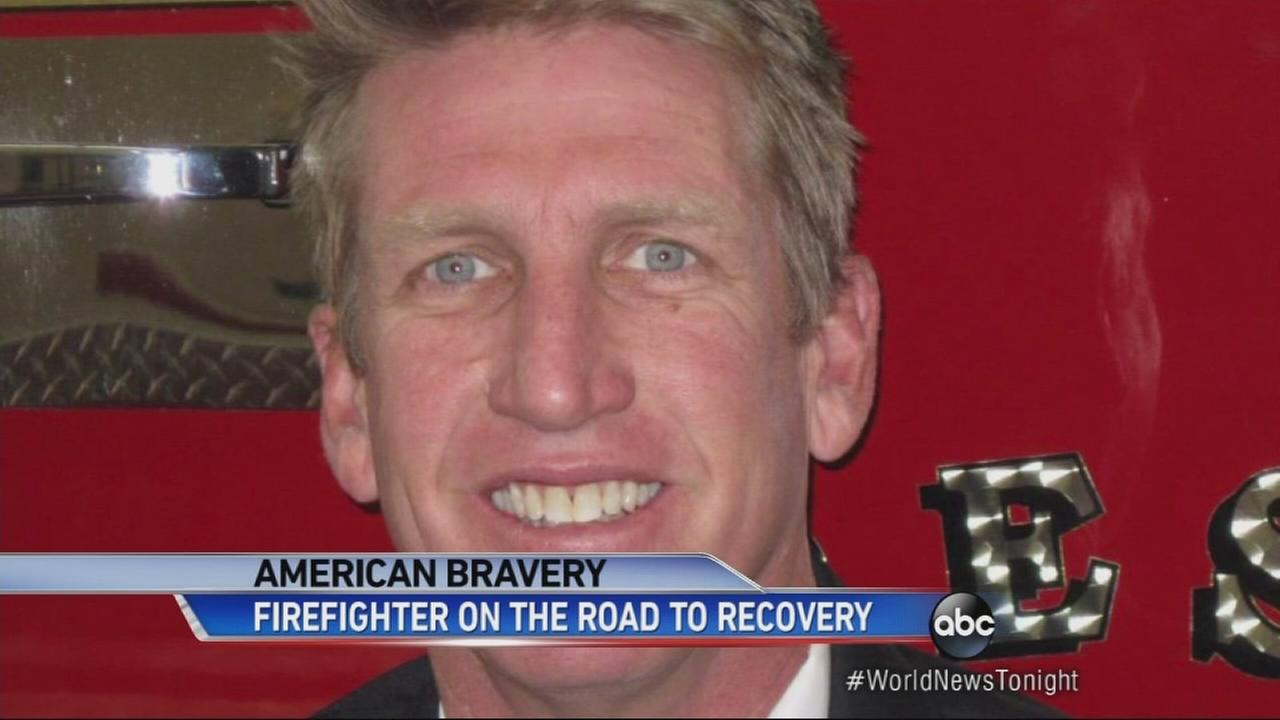 World News Tonight names Fresno Fire Captain Pete Dern Person of the Week