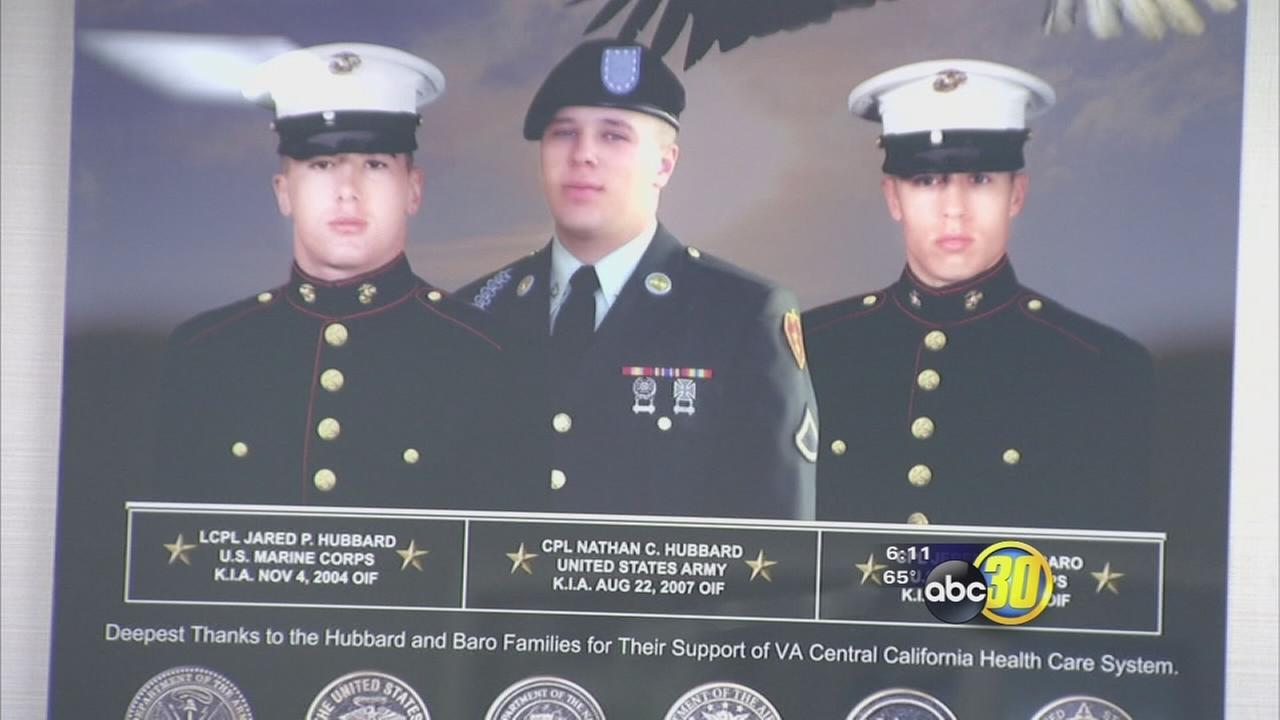 $30K raised at Hubbard-Baro Memorial Golf Tournament donated to Fresno VA Hospital
