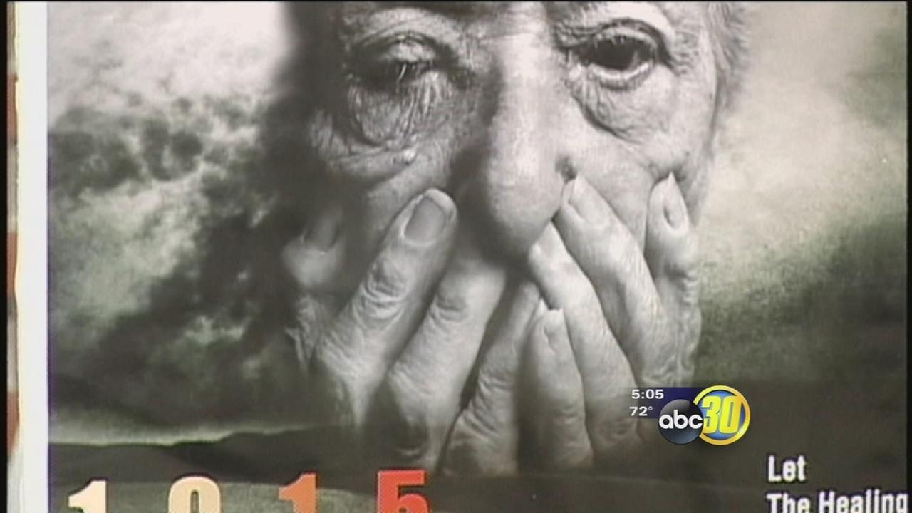 Fresno Armenians call Presidents decision not to say genocide laughable