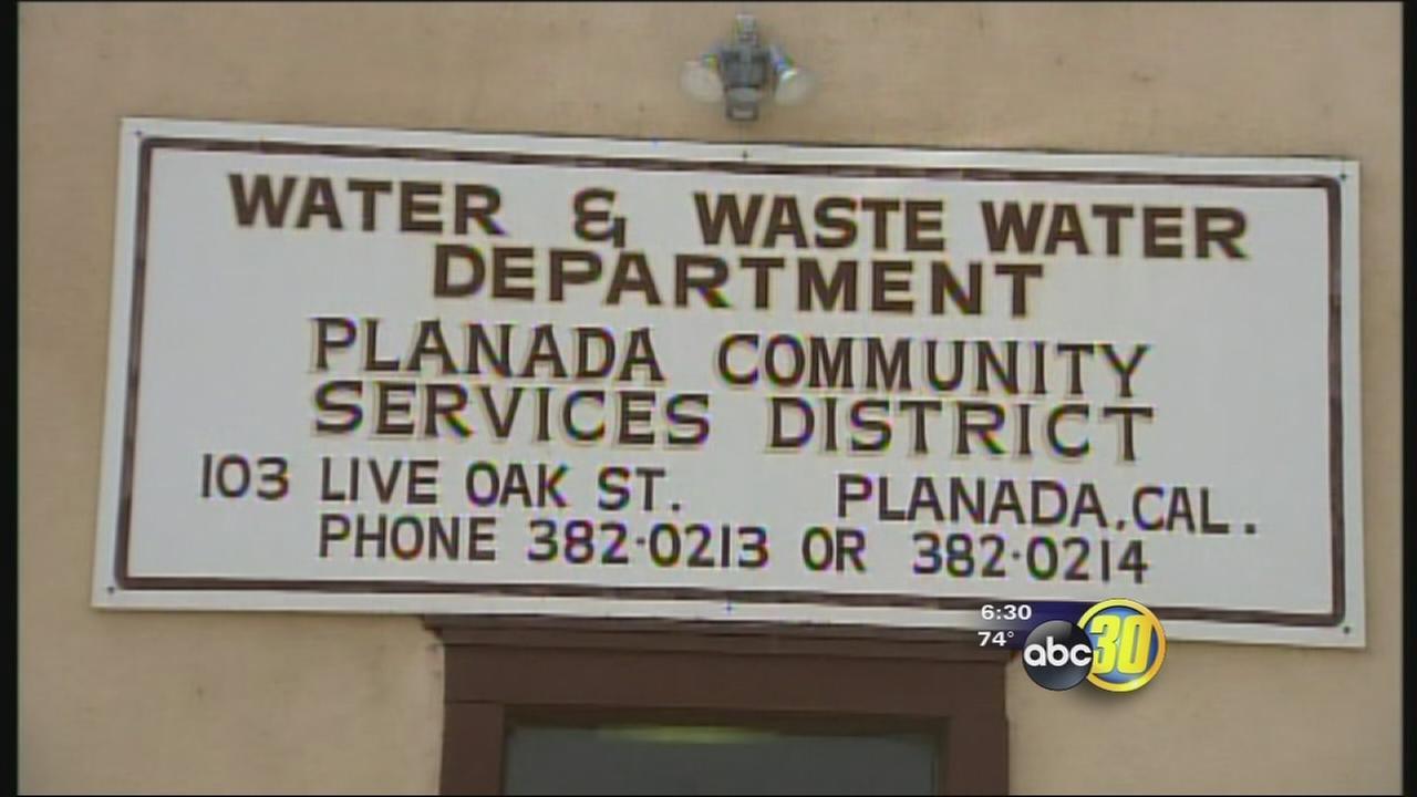 waste water planada