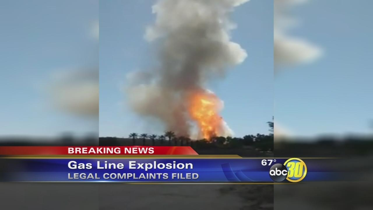 Legal complaints filed against Fresno County and PG&E over gun range explosion