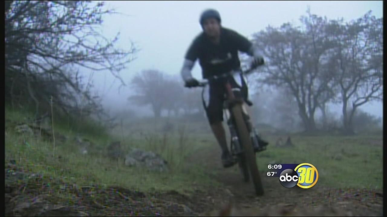 Exchequer Mountain Bike Park at Lake McClure competes for $100K grant