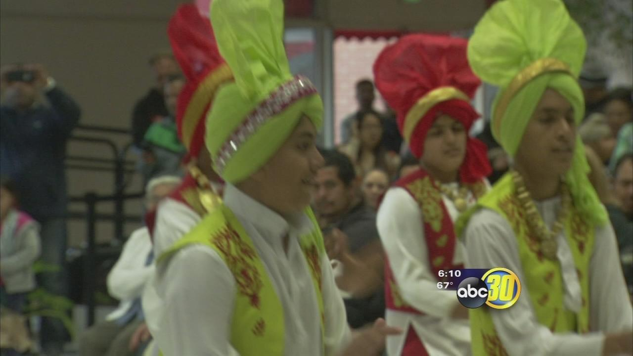 Fresno City Colleges Asian Fest goes on despite rain