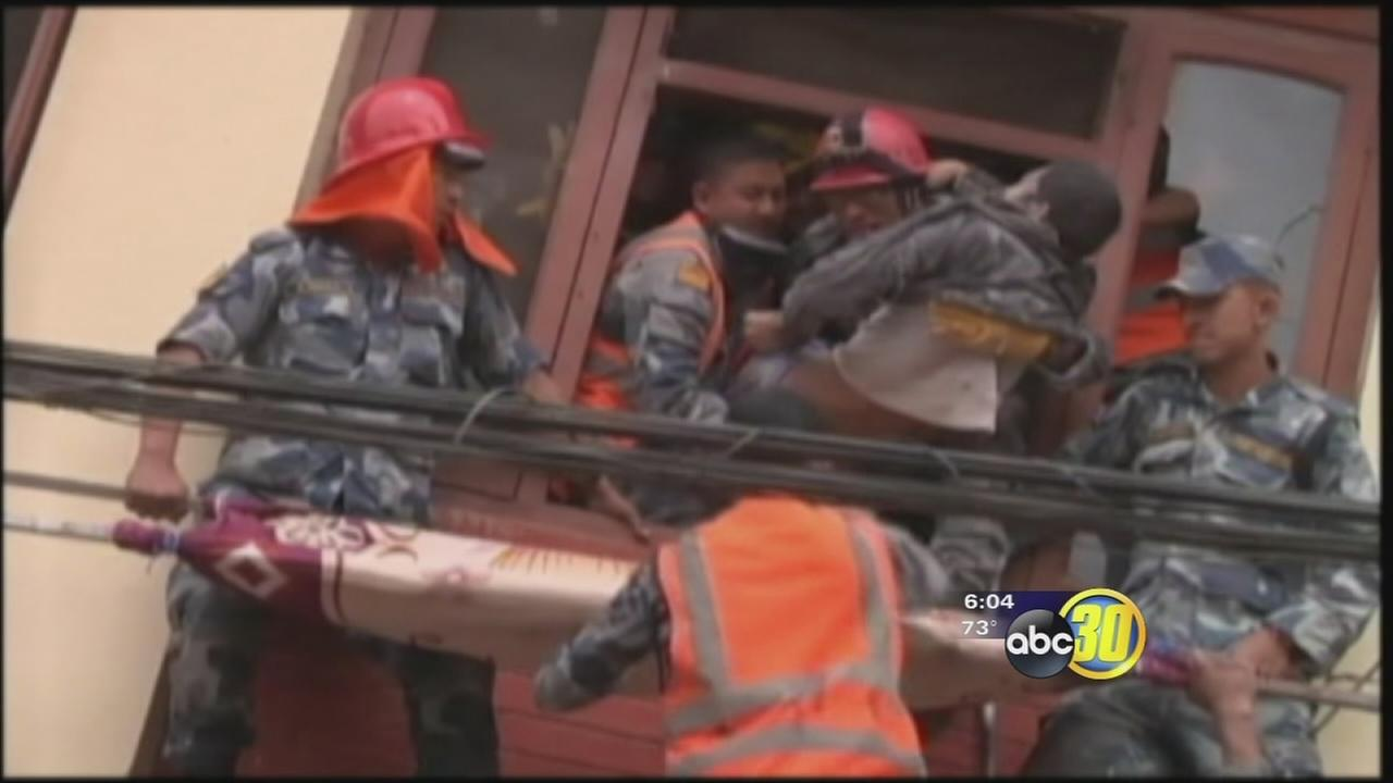 Fresno doctor planning trip to Nepal to help earthquake victims