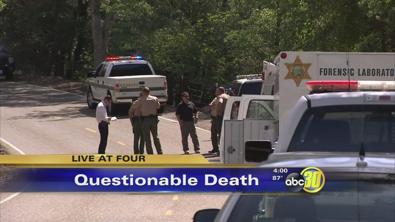 Woman found dead in car on Tollhouse Road