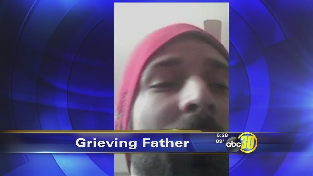 Mourning Father hopes to share message with other parents