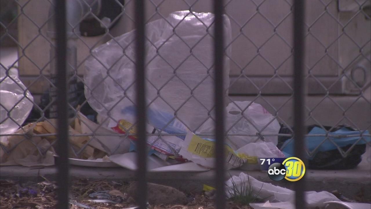 Recently-built East Central Fresno park causing major headaches, neighbors say