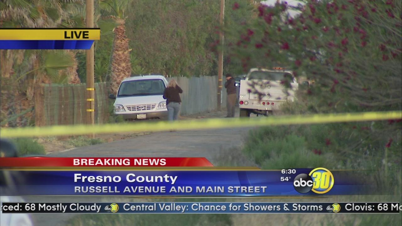 Body found with gunshot wounds near Dos Palos