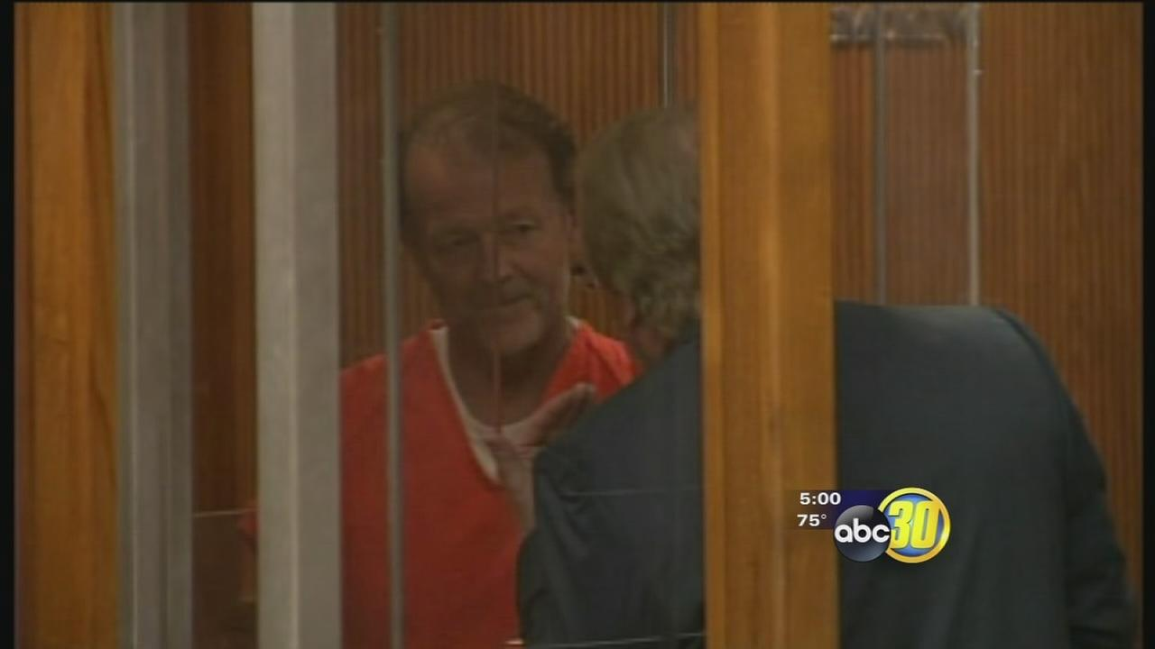 Ex-Cal Fire chief makes first court appearance