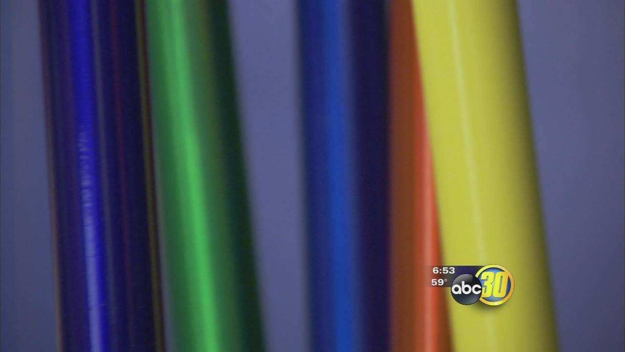 Made in the Valley: Grace Note Windchimes