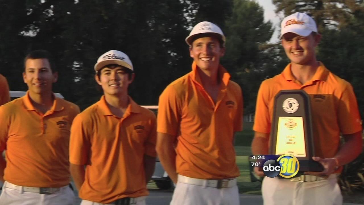 Good Sports: Reedley College Mens Golf