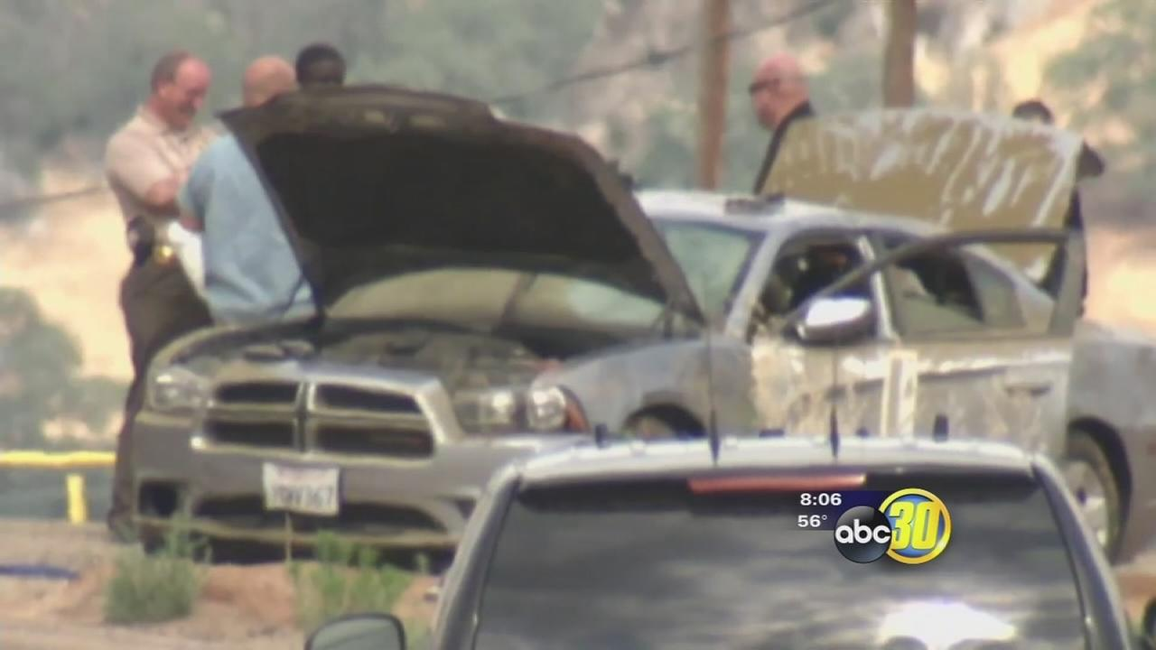 Body found inside car pulled out of canal near Orosi
