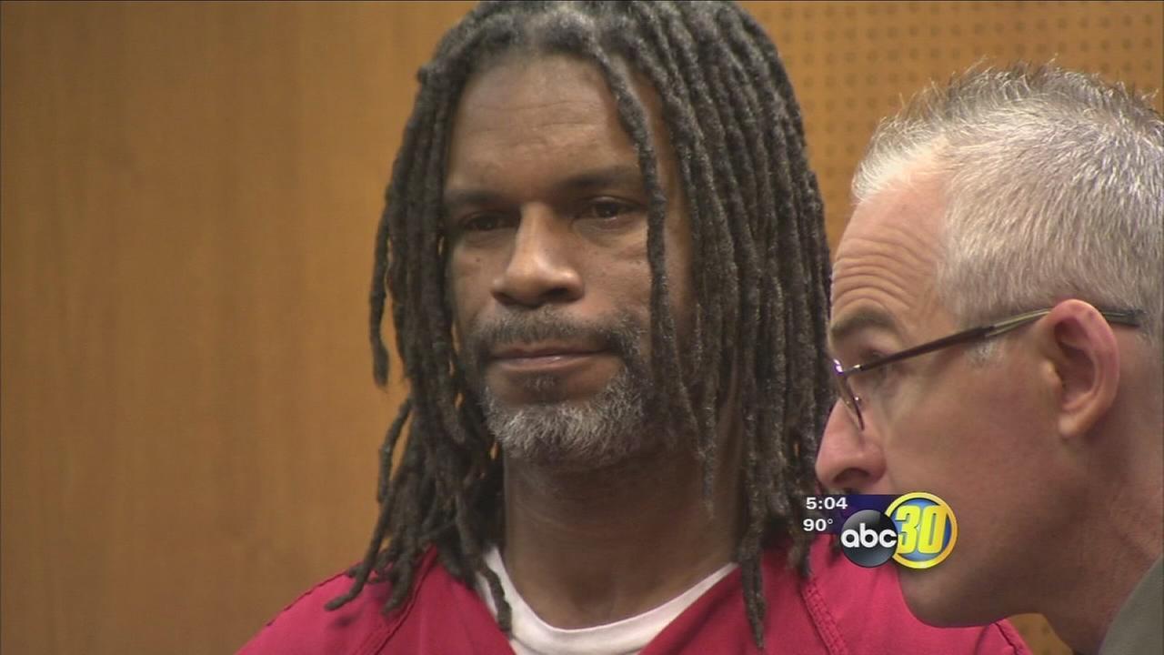Accused Crossroads killer denies shooting