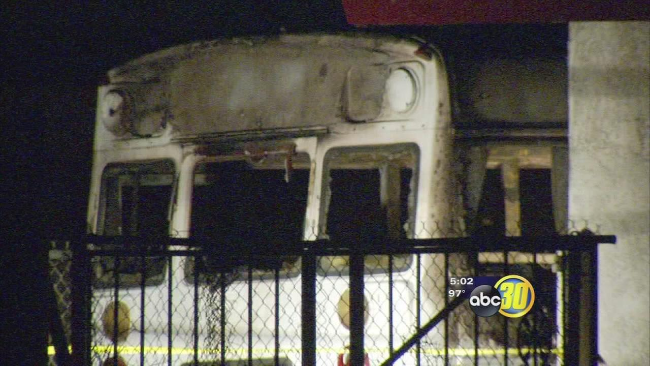 Fresno man was banging on windows begging for help before being burned alive