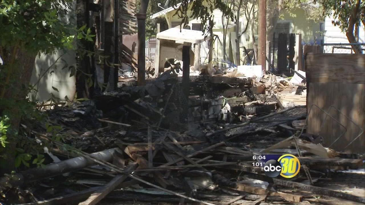 Fresno Fire still investigating cause of 4 fires in Tower District