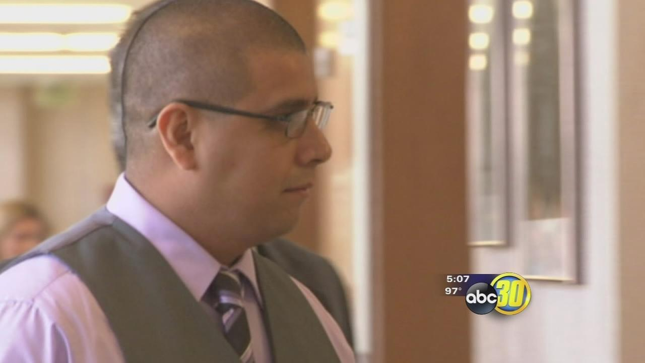 Former Firebaugh police officer found guilty of domestic violence