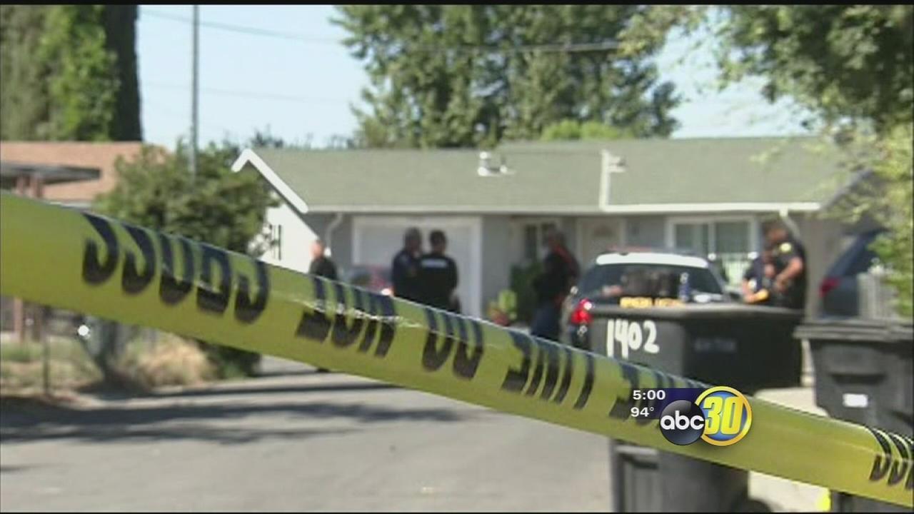 CHP officer slashed in Livingston officer-involved shooting