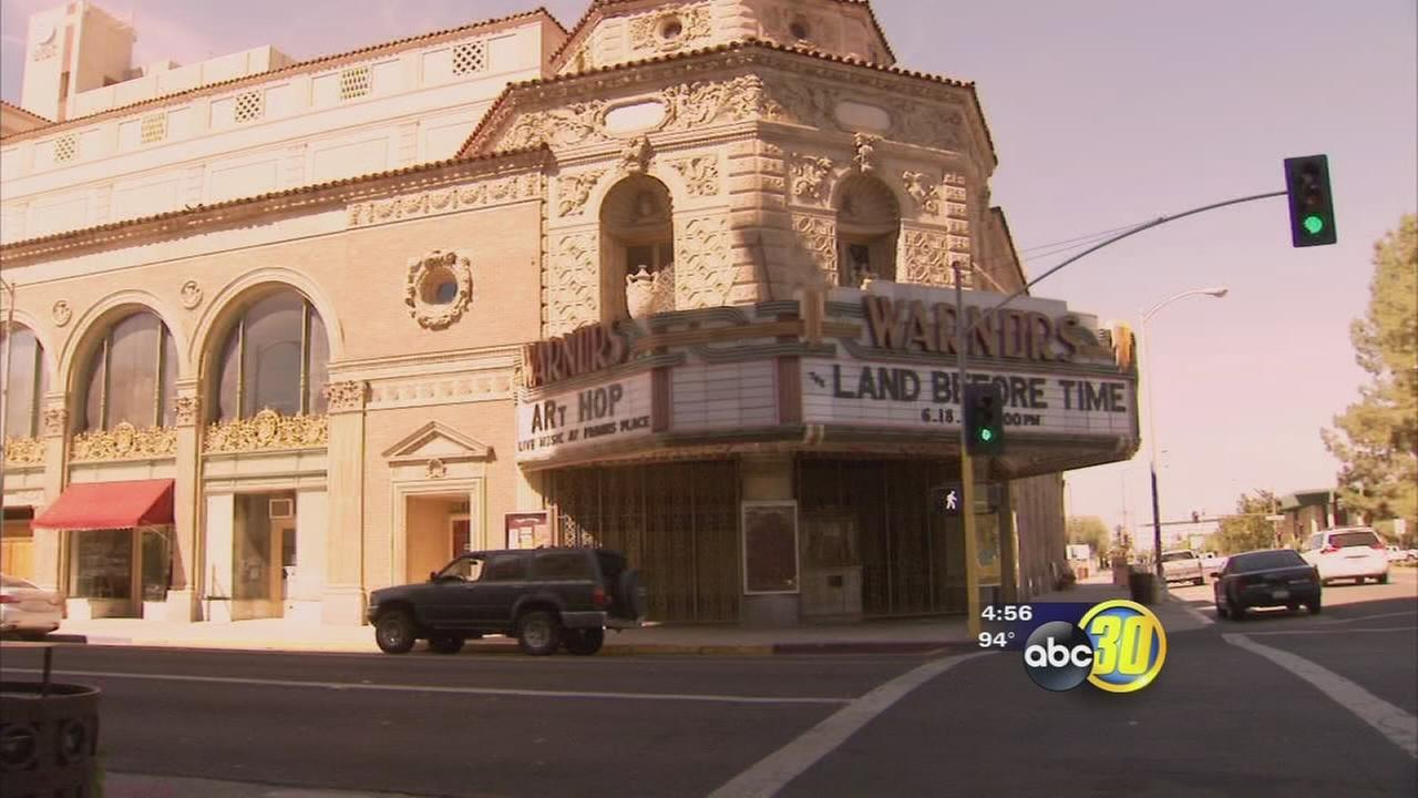 Central Valley landmarks featured in The Gallows
