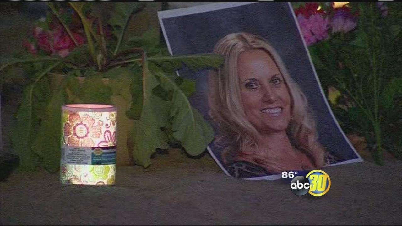Hundreds mourn loss of Caruthers High School secretary