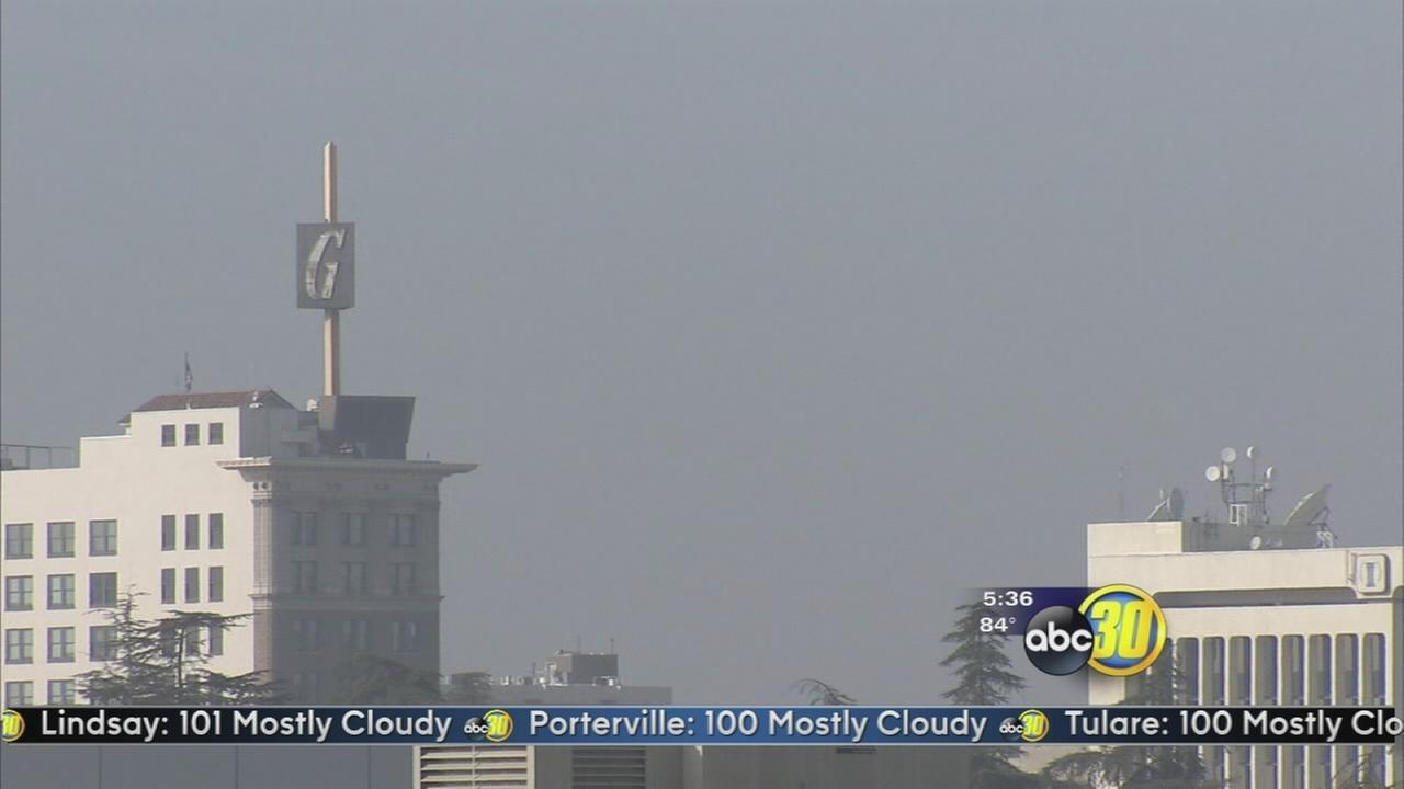Drought has made air pollution worse than ever in Valley, officials say