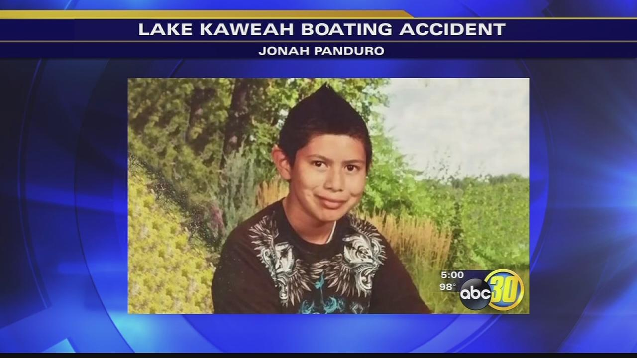 12-year-old Corcoran boy fights for his life after Lake Kaweah boating accident