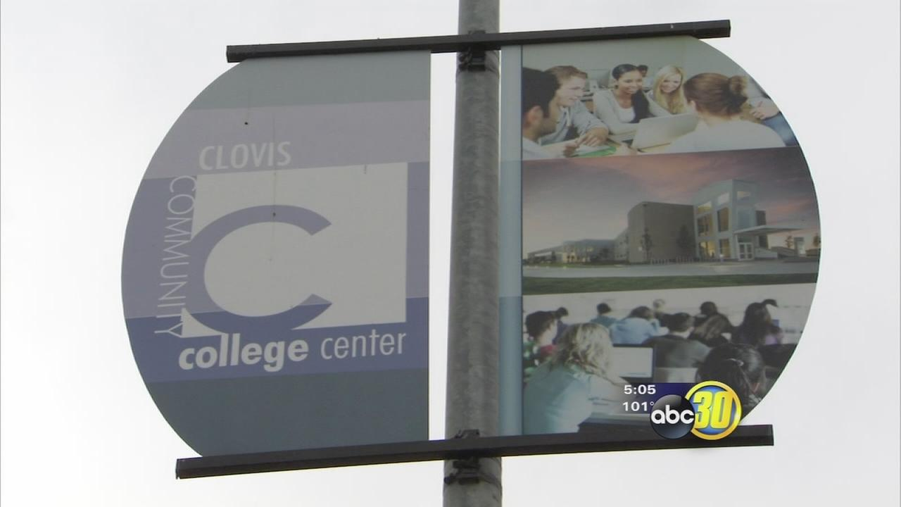 Clovis Community College received initial accreditation, drops Willow International name