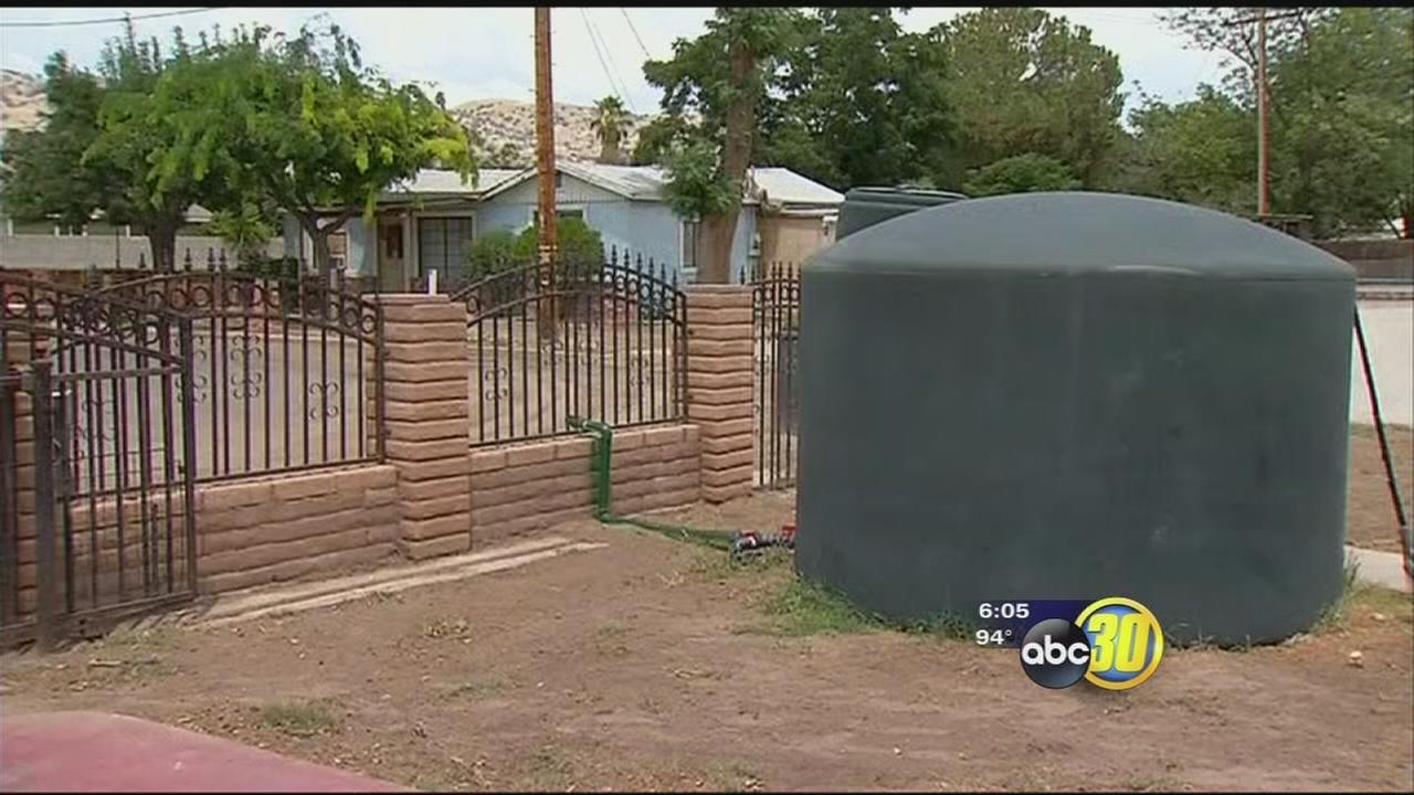 Tulare County plans to build new well in East Porterville