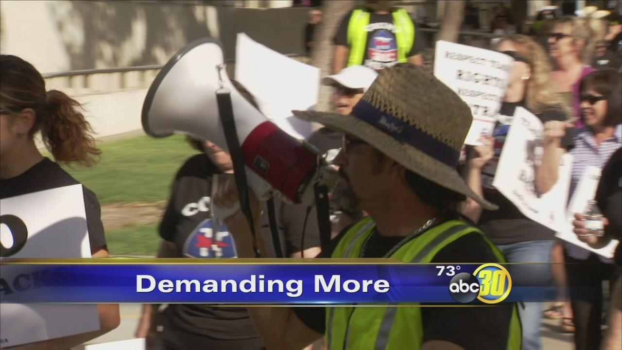 Fresno Unified teachers say theyre angry