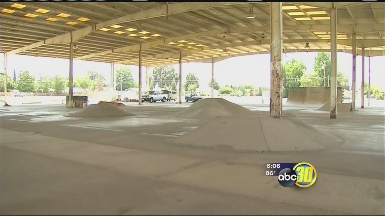 Visalia skate park shut down, riders remain hopeful