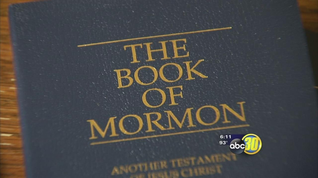 Broadways Book of Mormon musical arrives in Fresno