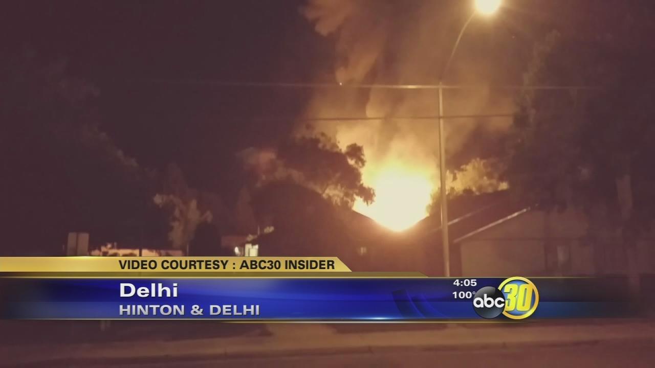 Fire breaks out at Delhi retirement community