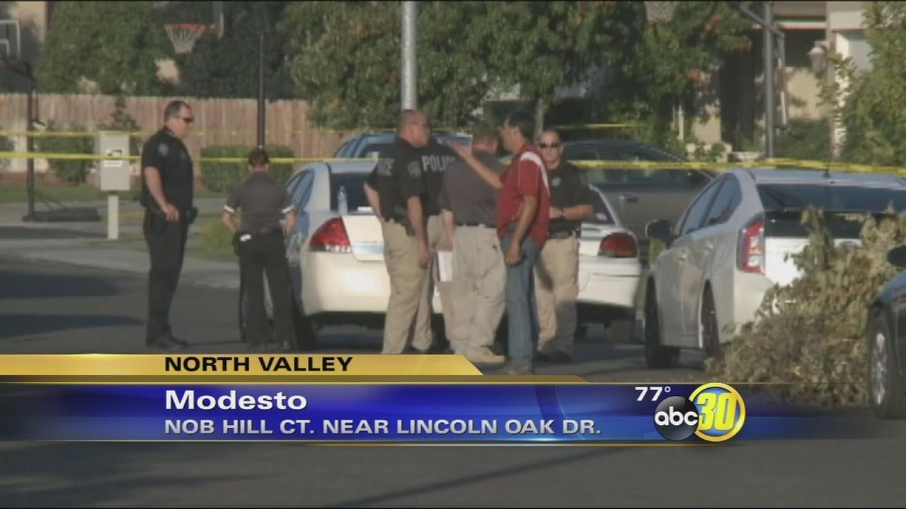 5 bodies found inside Modesto home