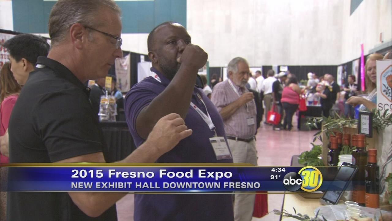 Fresno Food Expo Draws International Attention