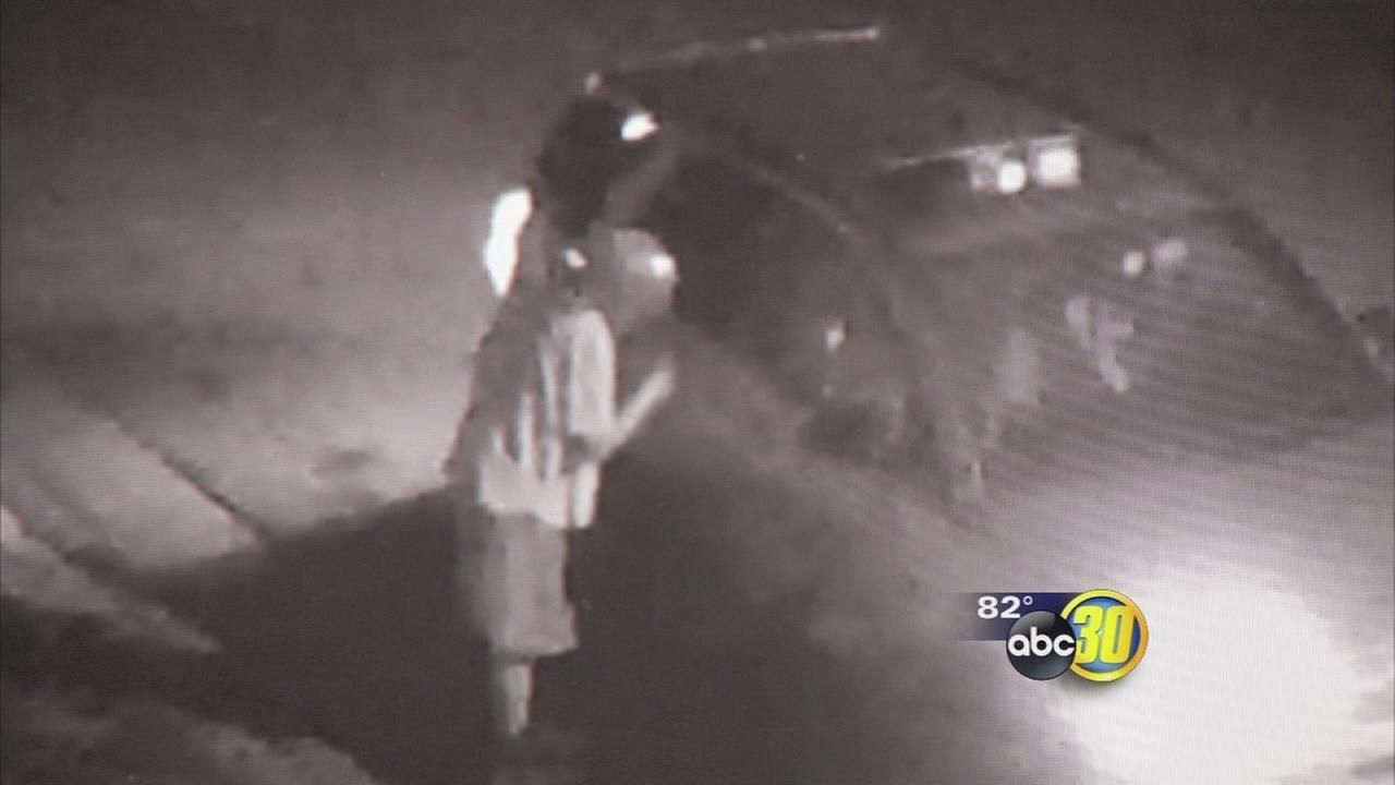Most Wanted Tattoo shop catches cold-blooded Central Fresno stabbing on surveillance video