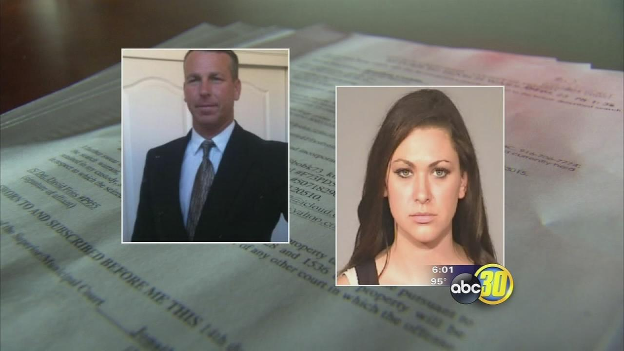 Former Fresno police officer under investigation for pimping out girlfriend