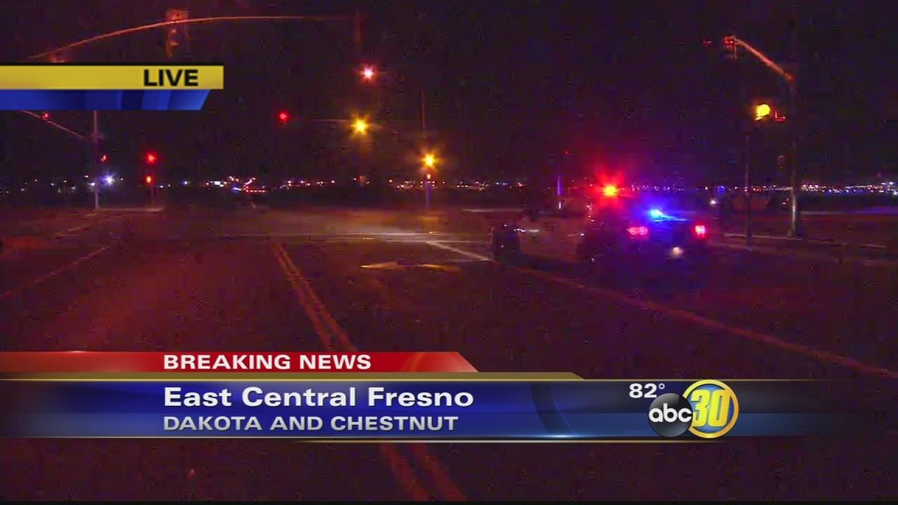 Skateboarder dead after being hit by truck in East Central Fresno