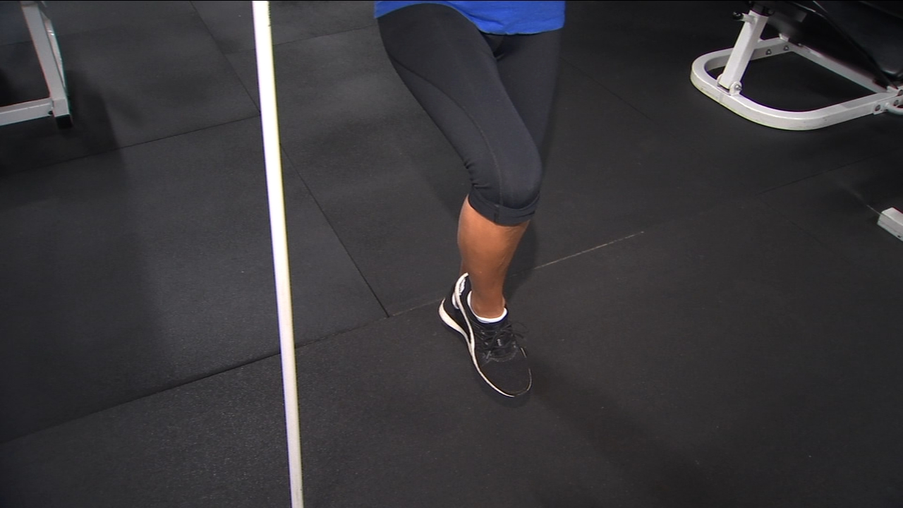 When trying to exercise on a budget a go-to tool is a PVC pipe, says Rhonda Murphy.