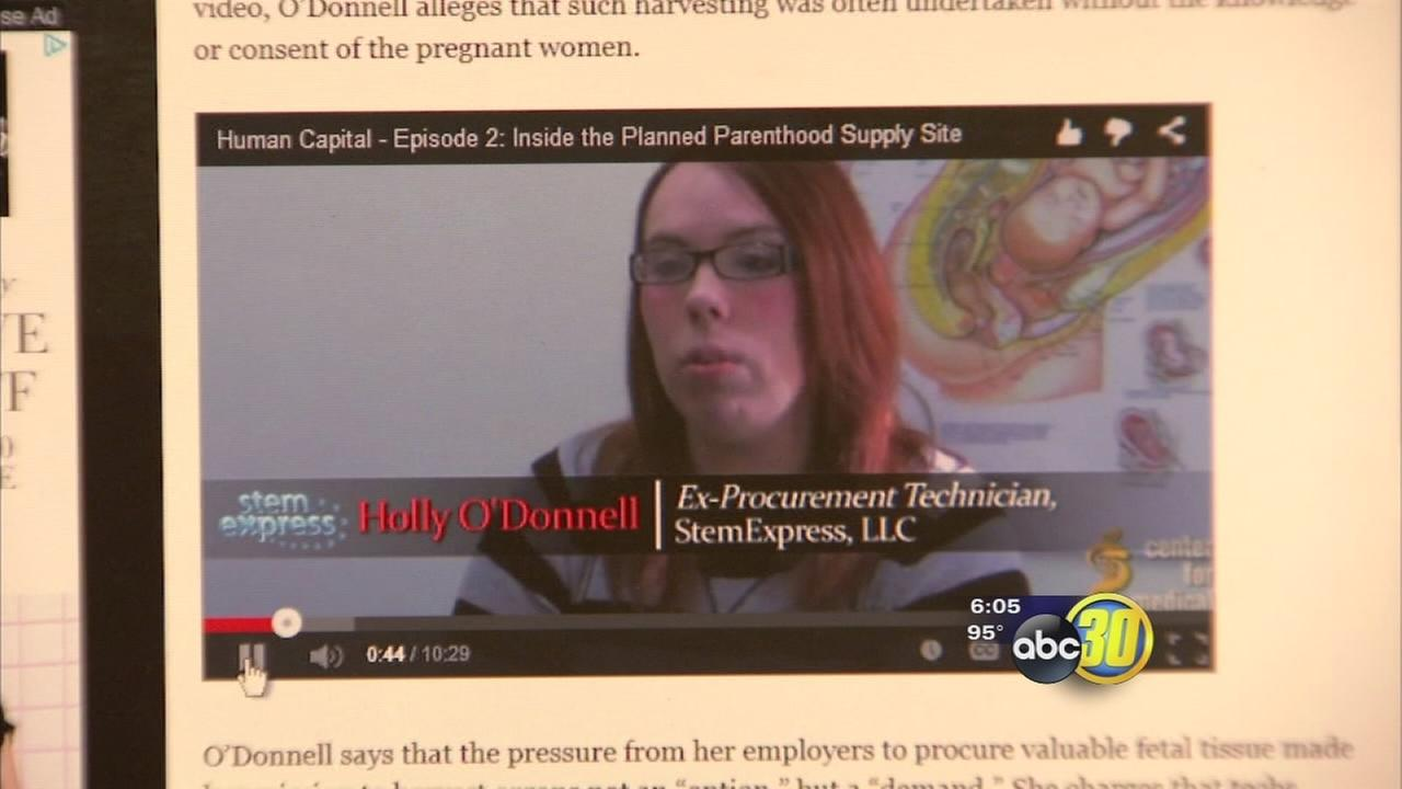 New video claims Planned Parenthood took fetal tissue without consent
