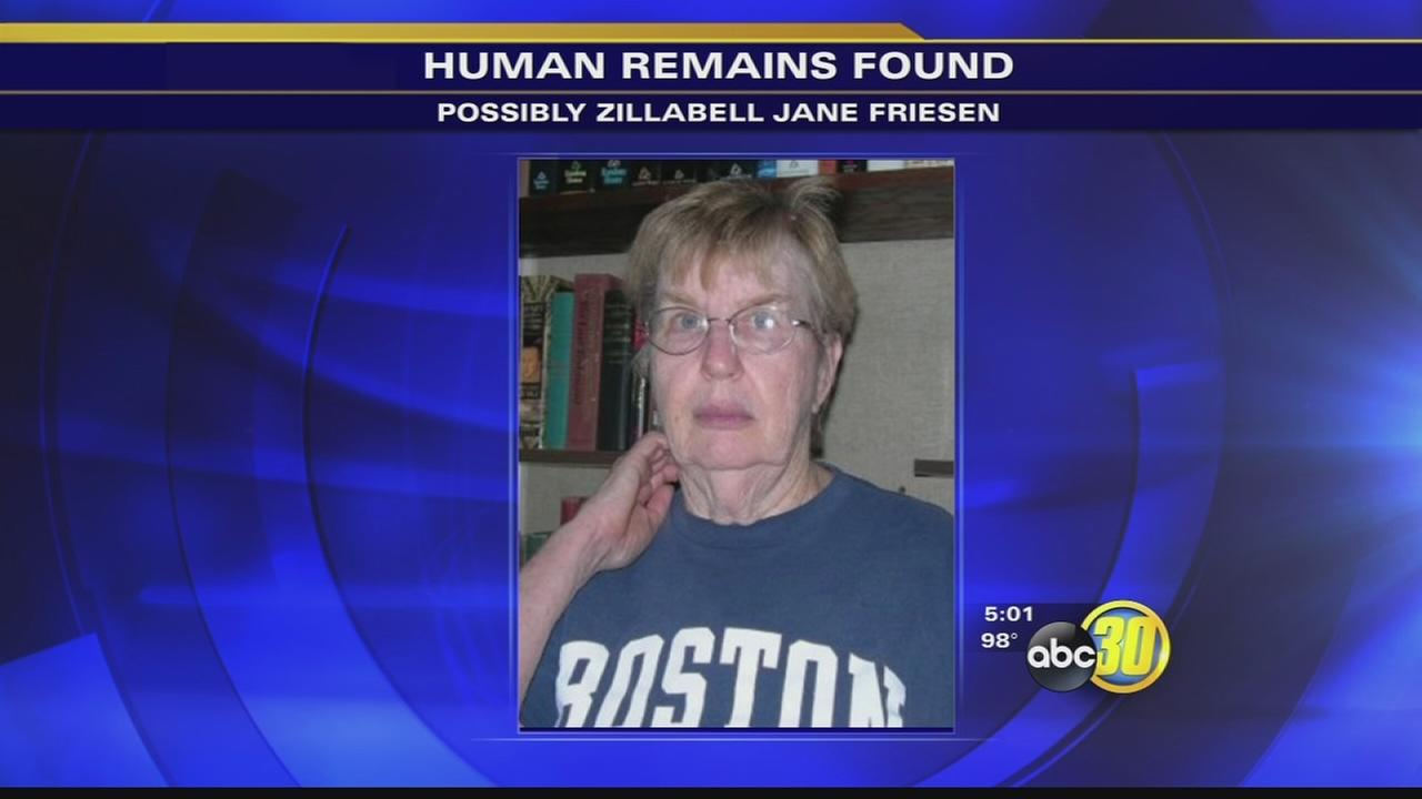 Body of missing Fresno woman believed to be found